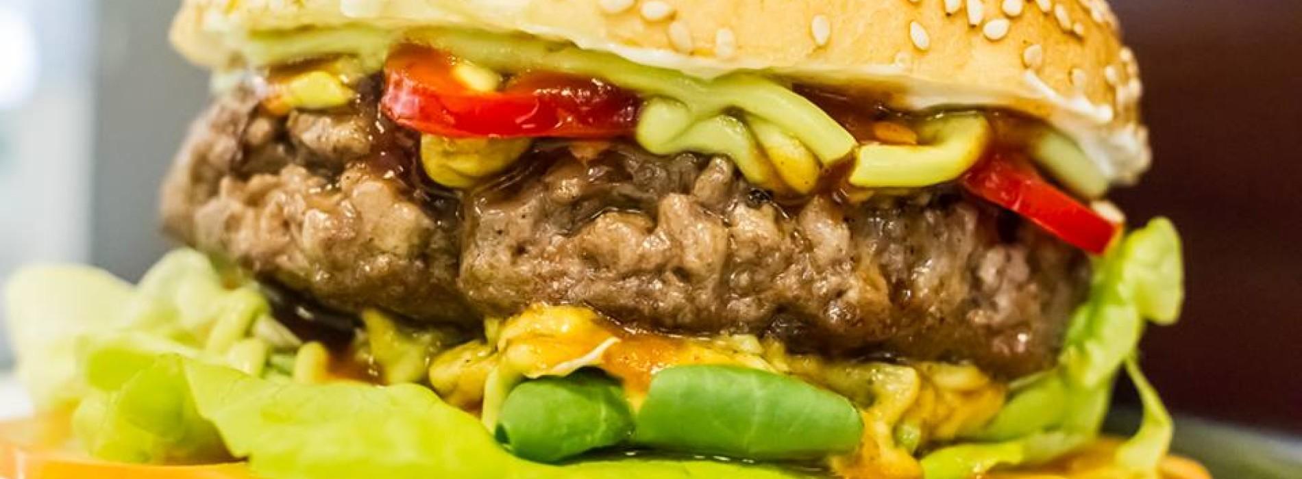 Fonzie Roma a piazza Bologna la terza burger's house kosher