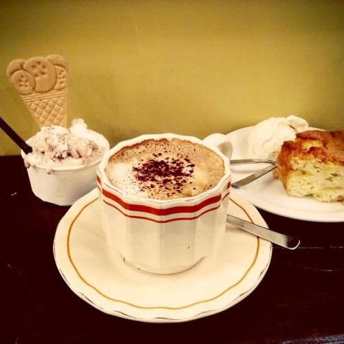 Burro Cream&Coffee Roma, croissant francesi e gelati artigianali nel bar-pasticceria al Pigneto