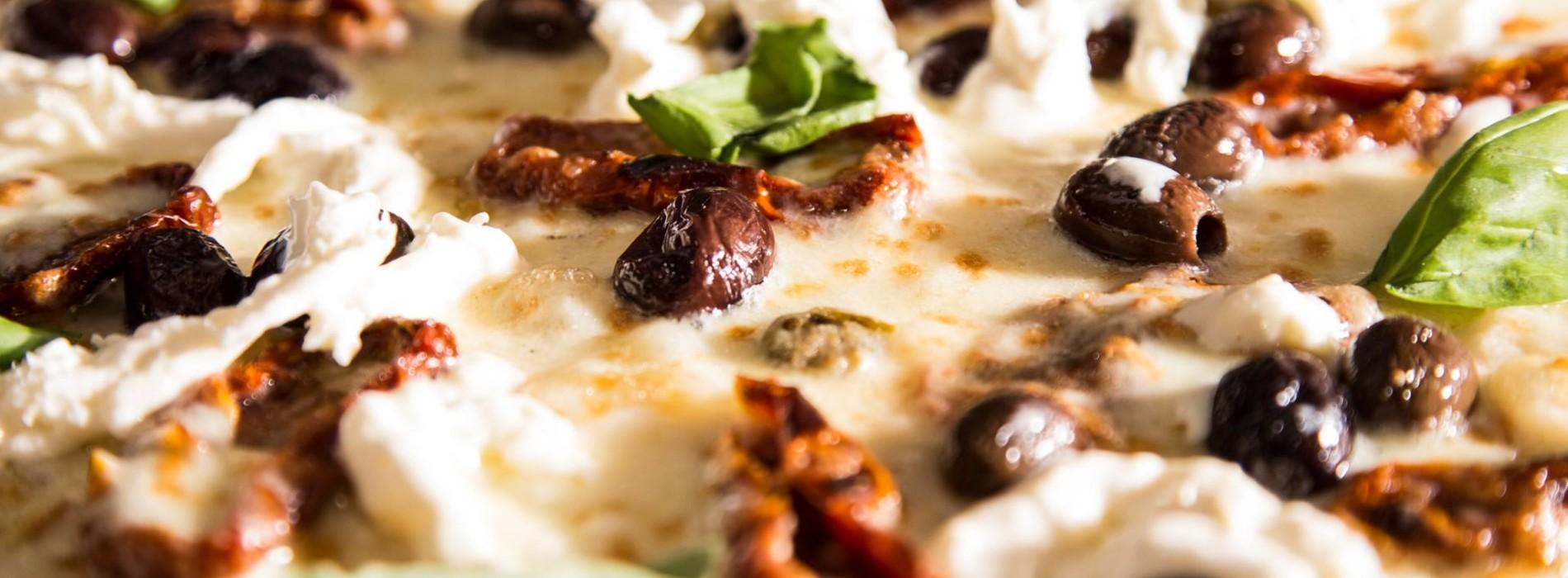 Le migliori pizze a domicilio a Roma: dieci indirizzi