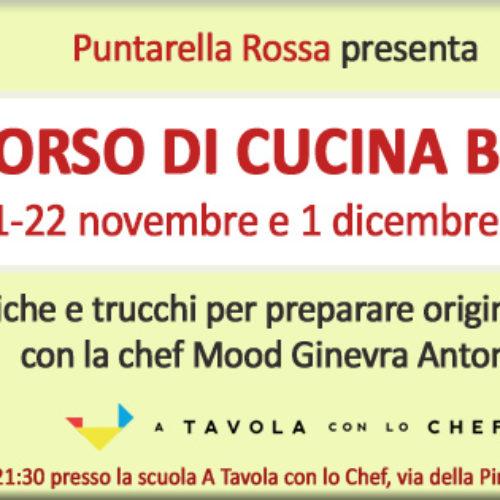 Corso di cucina base Roma novembre 2016