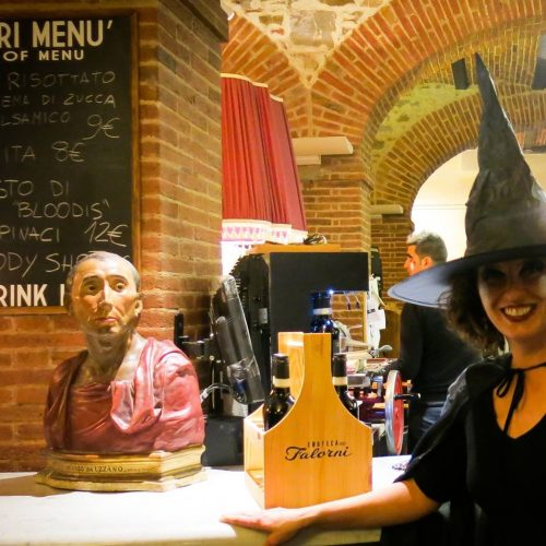 Halloween 2016 a Firenze, aperitivi cene e party da paura