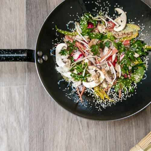 Let's Wok Milano, piatti da comporre in libertà nel nuovo ristorante asiatico gourmet di Porta Venezia