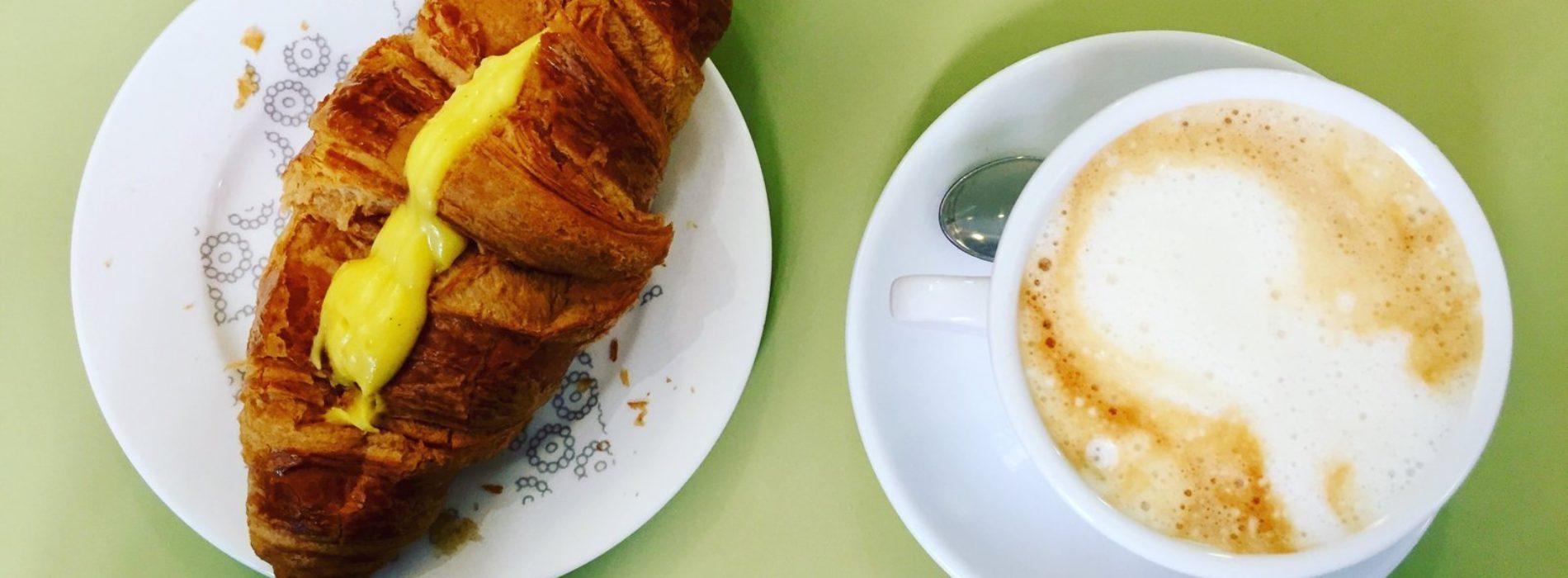 Cafè Merenda Roma, carrot cake e zabaione nel bar-pasticceria di Marconi