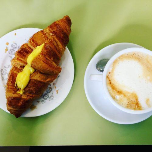 Cafè Merenda Roma, carrot cake e zabaione nel nuovo bar-pasticceria a Marconi