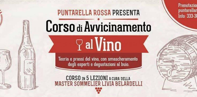 Corso di avvicinamento al vino a Roma, novembre 2021