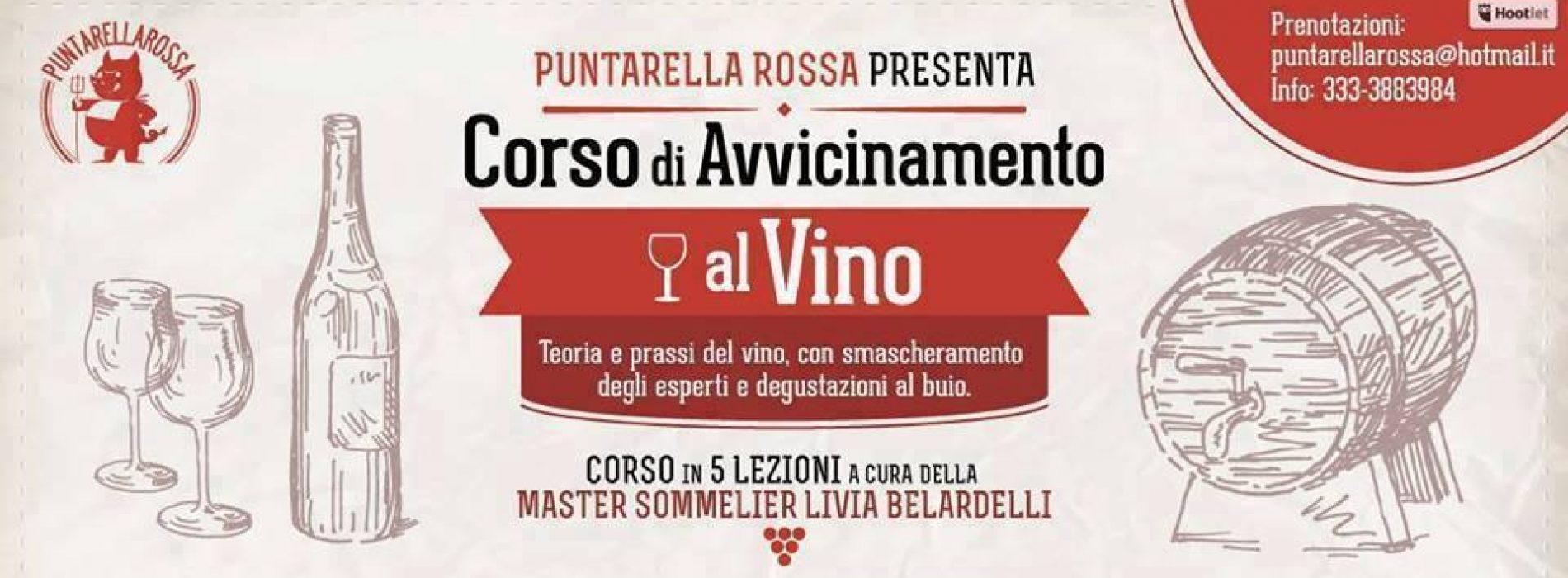 Corso di avvicinamento al vino a Roma, gennaio 2017: iscrizioni aperte