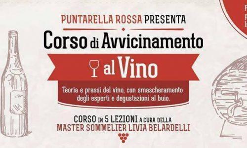 Corso di avvicinamento al vino a Roma, settembre-ottobre 2018: cinque lezioni con cena finale
