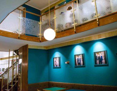 Gatsby Cafè Roma, tutte le foto del bistrot cappelleria di piazza Vittorio