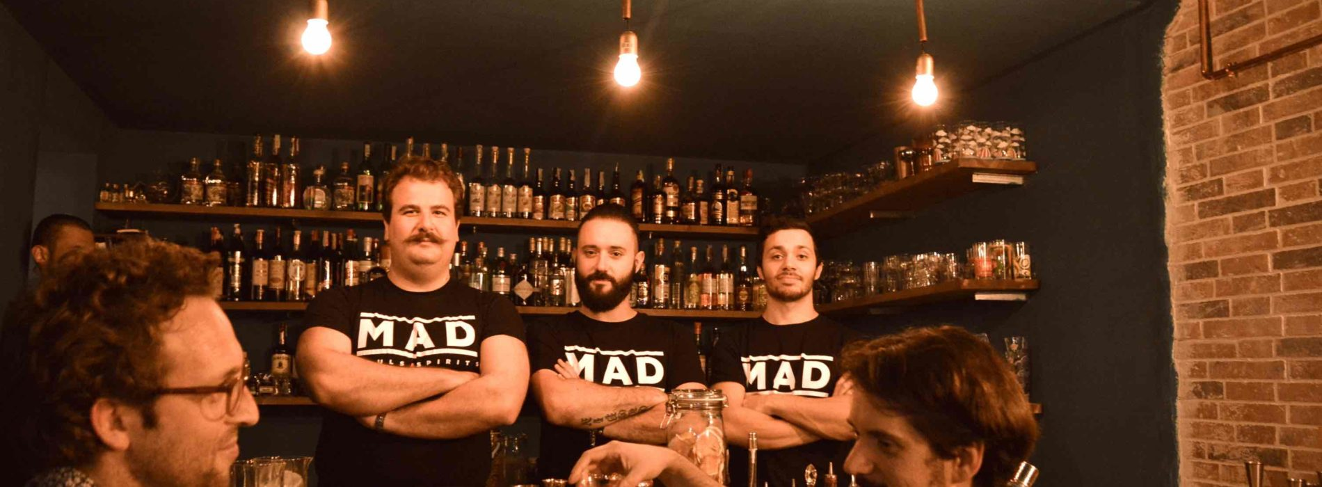 Mad souls&spirits Firenze, i cocktail dall'anima folle nel nuovo locale di San Frediano