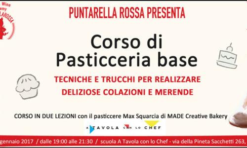 Corso di pasticceria Roma 2017: due lezioni da regalare a Natale