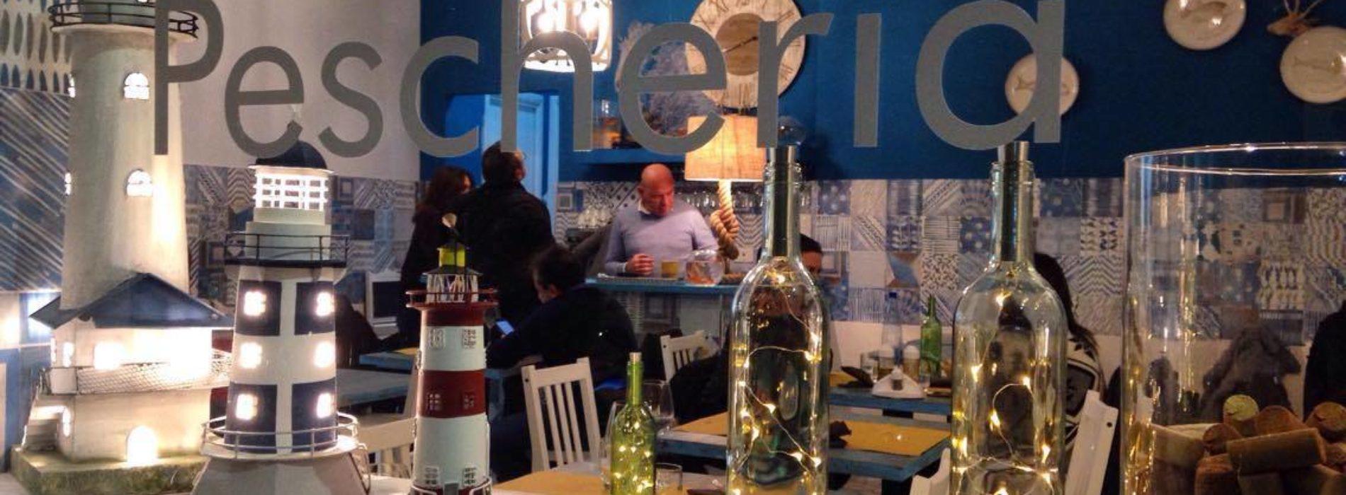 Le Leccornie Roma, pescheria con cucina al Pigneto