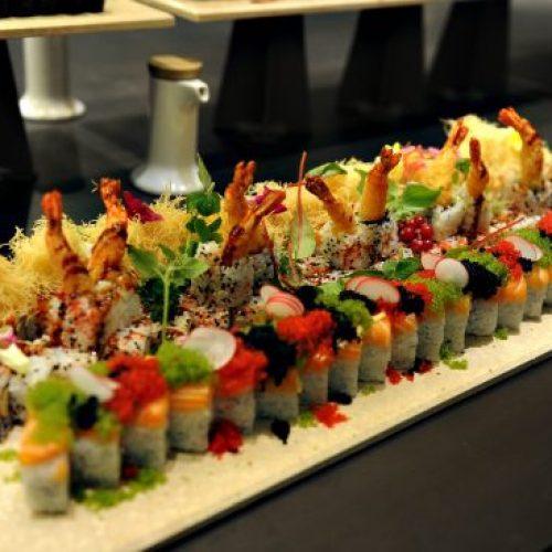 Shinto Napoli, il sushi a 5 stelle di Roma apre all'interno del Nemea Energy Village di Cardito