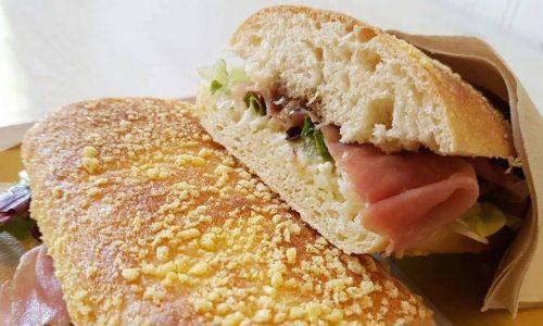 Panina Roma, pausa pranzo veloce all'Eur (zuppe, sandwich e centrifughe di qualità)