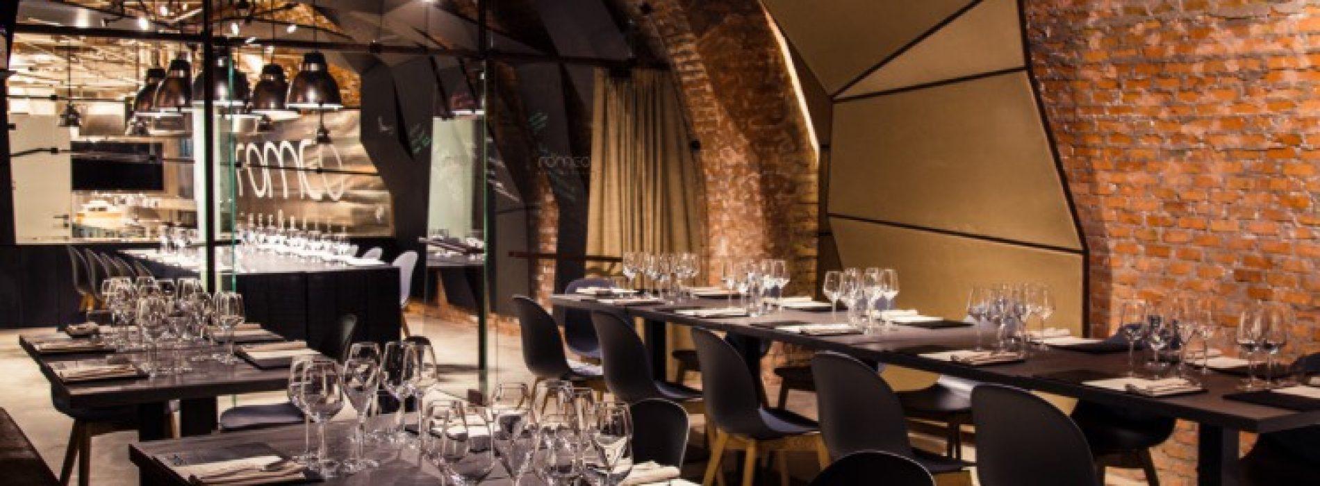 Romeo and Giulietta Rome: Bowerman's new restaurant, pizzeria and ice cream parlour in Testaccio