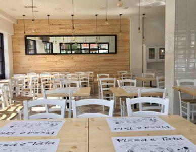 Pizza e Tata a Roma, le foto della nuova pizzeria napoletana a Tuscolana