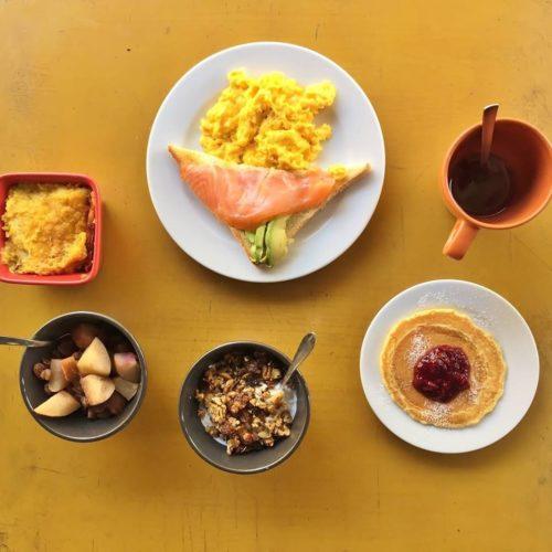 Brunch Milano aprile 2017: per chi ama viaggiare ecco la cucina di Ostello Bello e Madama Hostel & Bistrot