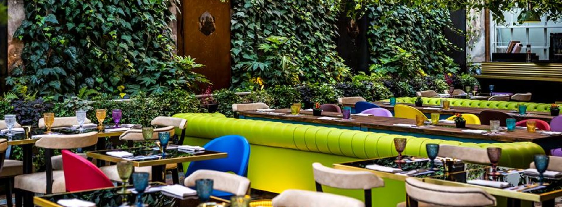 The coolest restaurants in Rome: the addresses you should know about, from Madre's garden to Zuma's terrace to the Asian Art at Le Asiatique