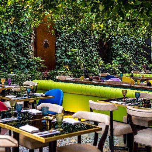 I locali più cool di Roma, dal giardino di Madre alla terrazza di Zuma fino all'arte orientale di Le Asiatique