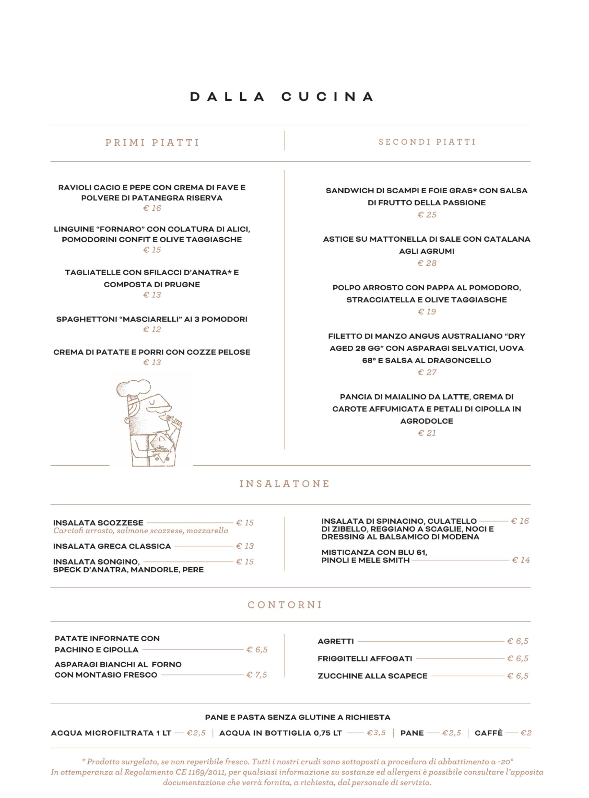 Stazione termini address for Z cucina menu