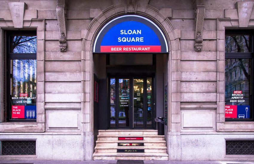 Sloan Square