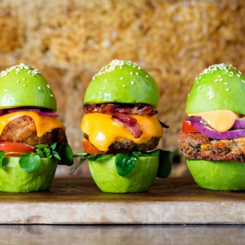 Avocado Bar Rome, the first Italian eatery serving the exotic fruit in smoothies and as burgers
