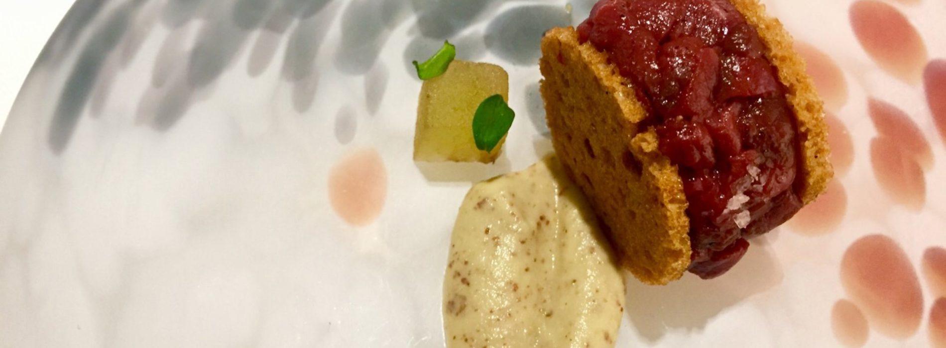 Pipero Roma, la cucina contemporanea di Monosilio (e la carbonara nascosta)