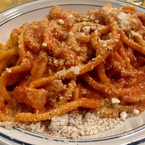 Sagra degli spaghetti all'amatriciana 2018, a due anni dal terremoto torna l'evento ad Amatrice