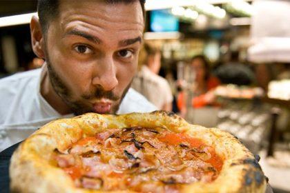"""Seu Pizza Illuminati Roma, intervista a Pier Daniele: """"Dopo Trastevere, vado in Sardegna e sogno gli States"""""""