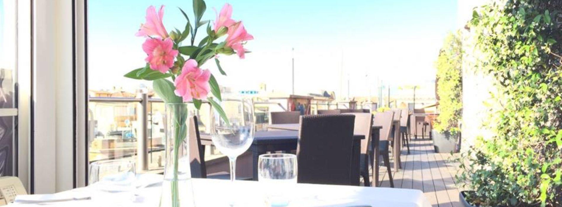 Toy Roof Roma, aperitivi e cene con vista sulla terrazza dell'hotel La Griffe