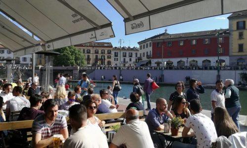 Ristoranti aperti agosto 2017 a Milano, dove mangiare d'estate in città