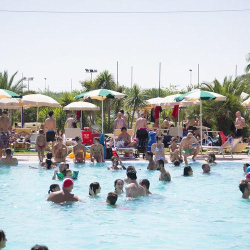 Summer Pool Festival Roma 2017, la festa della birra in piscina nel Parco della Selcetta