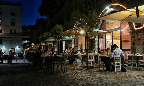 Eating outside in Rome: the ten best restaurants with terraces and gardens