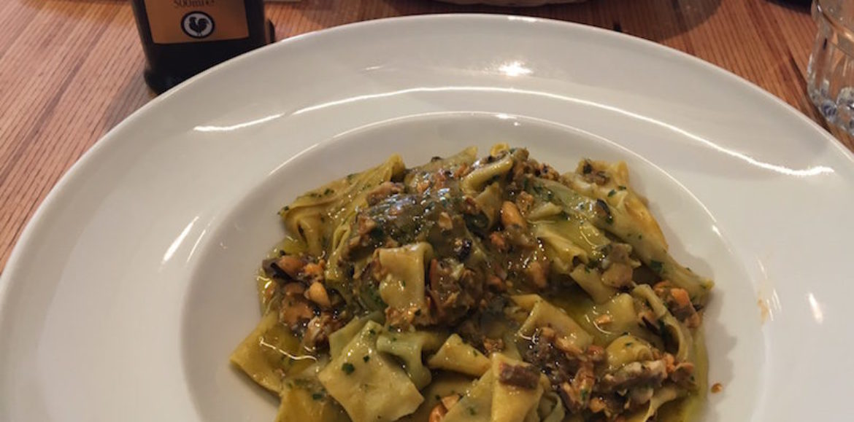 Calino Firenze, la cucina di pesce di Tommaso Cintolesi da Scandicci a piazza delle Cure