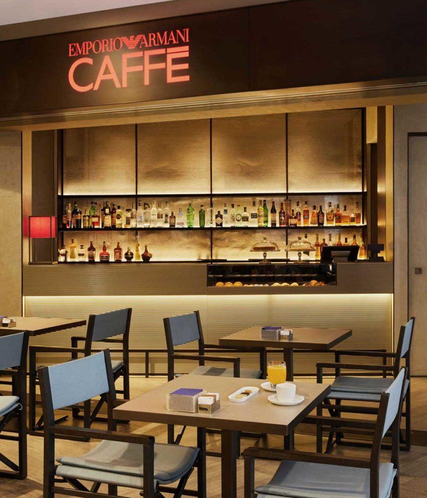 d35424f374e Emporio Armani Caffè Bologna