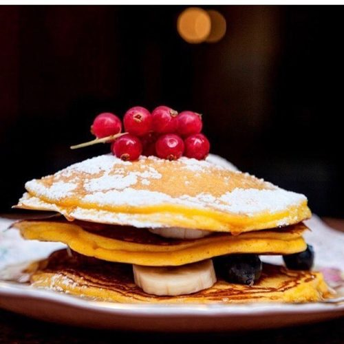 Brunch Roma ottobre 2017: uova e centrifughe da Coromandel, pancakes a volontà da Mavi