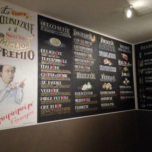 Orecchietteria Lino Banfi, le orecchiette cime di rèp del comico pugliese sbarcano a Roma
