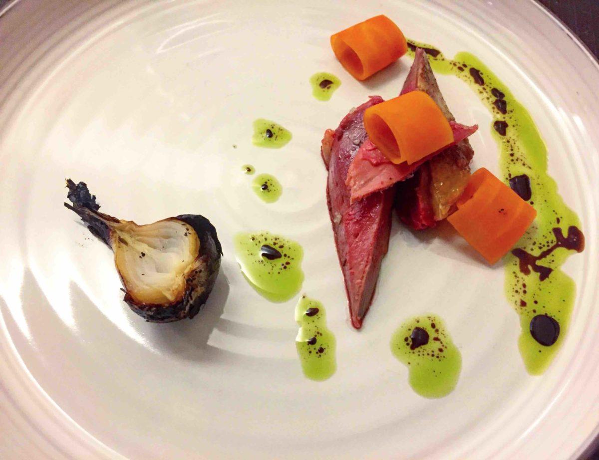 Bistrot 64 roma i piatti creativi dello chef kotaro noda for Piatti roma