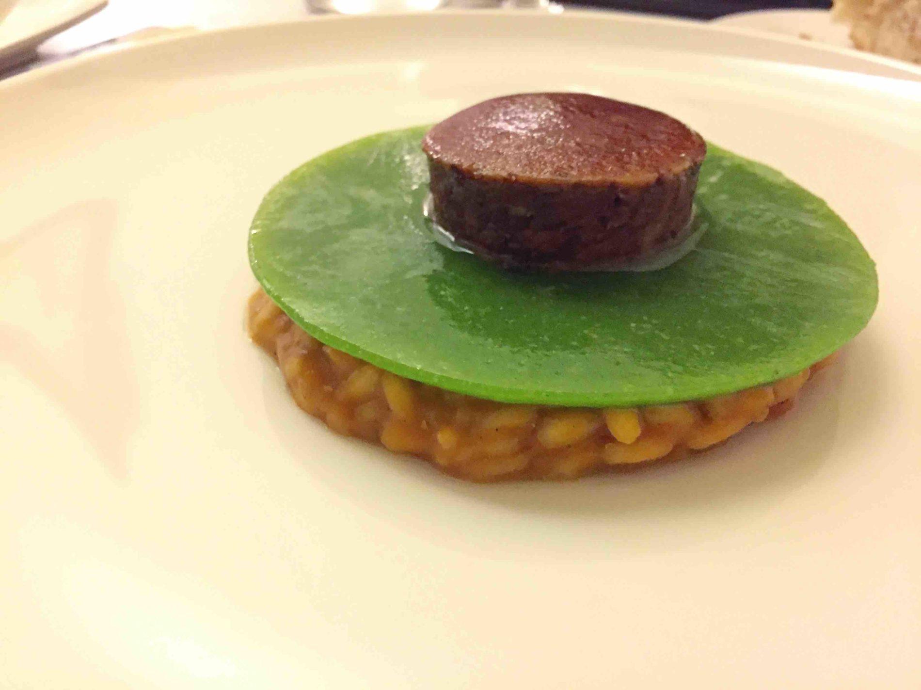Bistrot 64 Roma, i piatti creativi dello chef giapponese Kotaro Noda