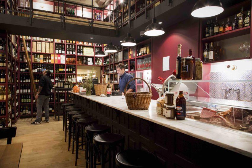 Bulzoni Vini & Cucina Roma