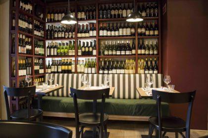 Bulzoni Vini & Cucina Roma, ecco il wine bar della storica enoteca ai Parioli