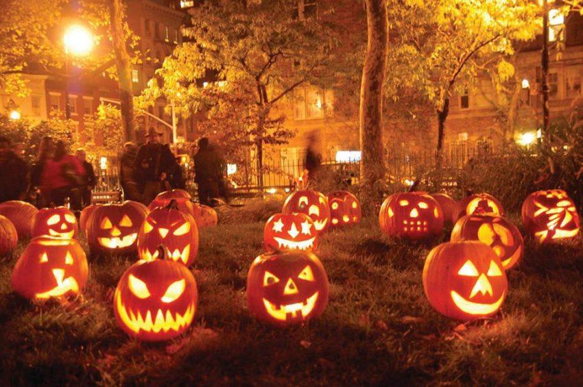Bottega Gamberoni Roma halloween