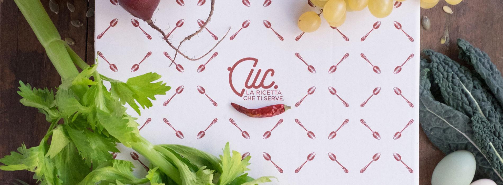 Cuc Roma, la app per la spesa su misura: food delivery di ricette con ingredienti pesati