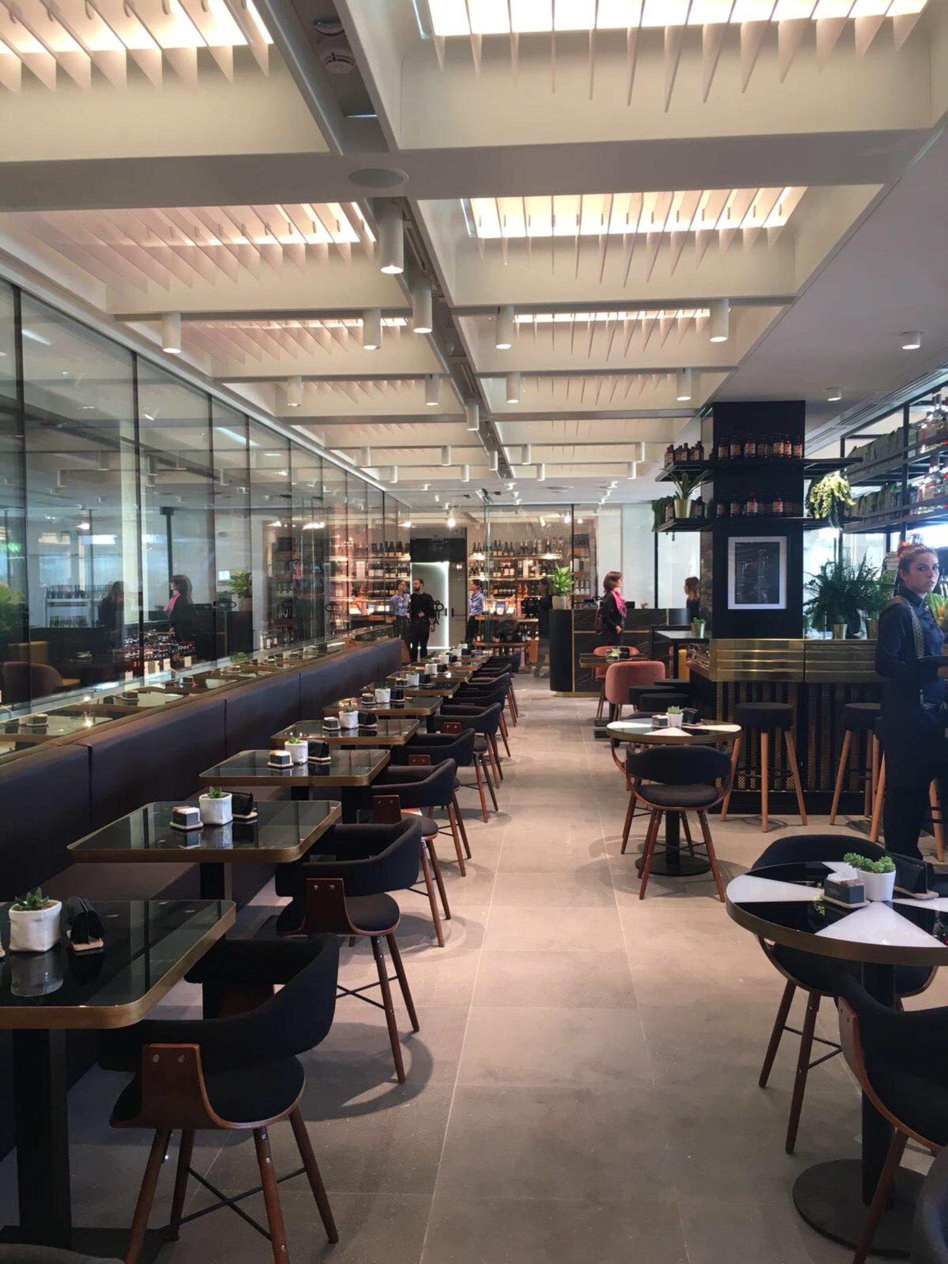 Rinascente Roma Madeiterraneo Restaurant E Up Sunset Bar Foto