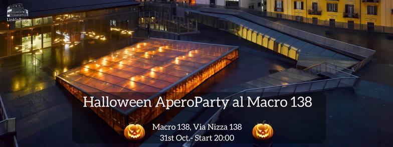 Macro138 Roma festa halloween