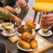 Brunch Roma ottobre 2017: cucina e integrazione sociale da Altrove, Crystal Garden da Officine Farneto