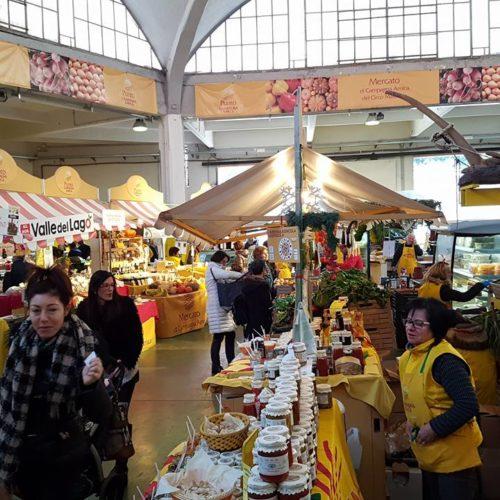 Riapre il mercato contadino di Circo Massimo a Roma chiuso dal Campidoglio