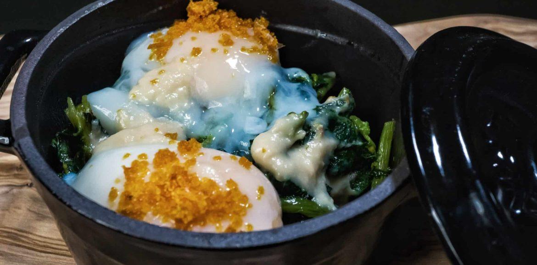 Nu Ovo Firenze, un ristorante per pranzare con le uova