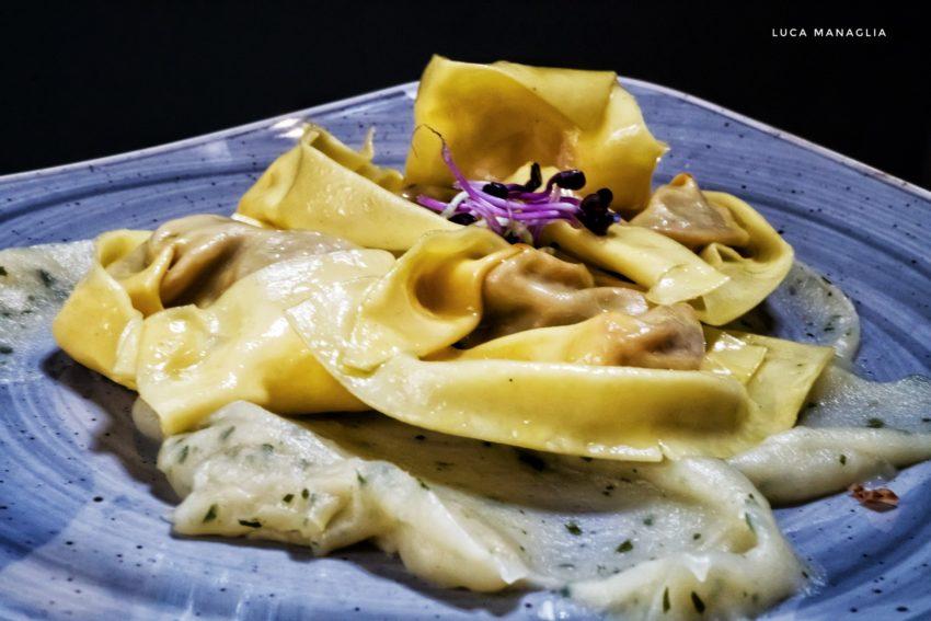 nu Ovo ristorante, Firenze, uova