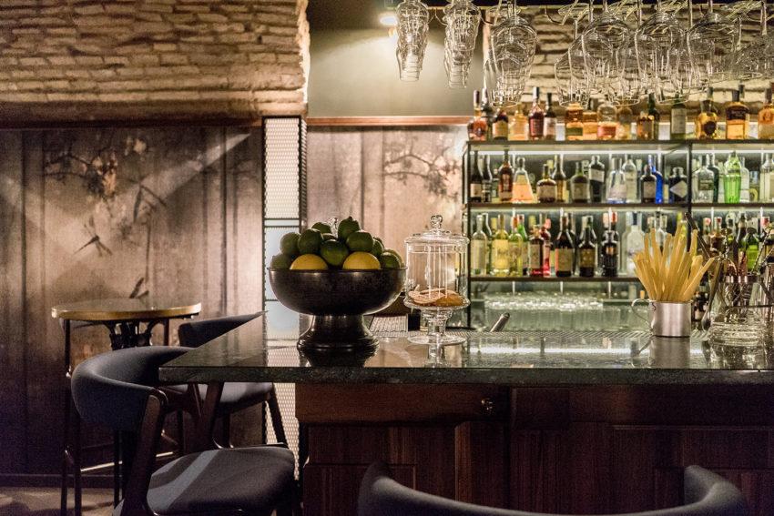 Stilelibero roma ristorante e cocktail bar puntarella rossa for Carta rinascente