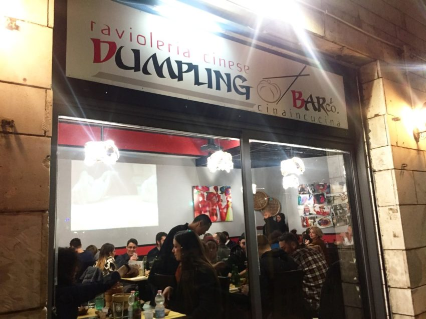dumpling bar